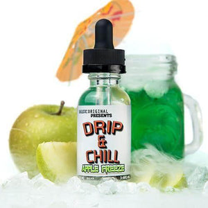Drip & Chill by Ballistic Vape - Apple Freeze