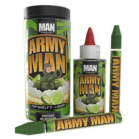 One Hit Wonder eLiquid - Army Man