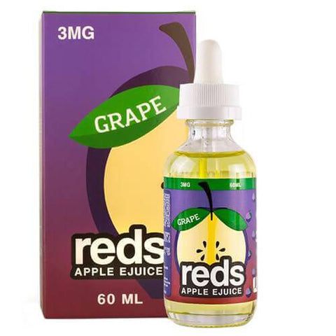 Reds Apple EJuice - Reds Grape