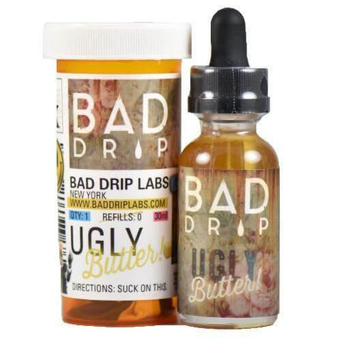 Bad Drip E-Juice - Ugly Butter