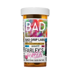 Bad Drip Salts (Bad Salts) - Farley's Gnarly Sauce