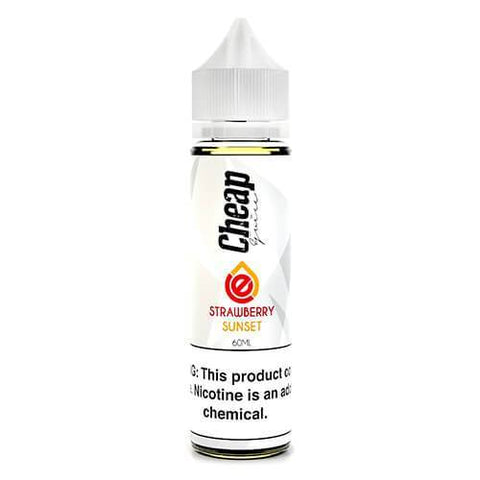 Cheap eJuice - Strawberry Sunset