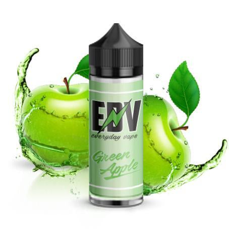 EDV eLiquid - Green Apple