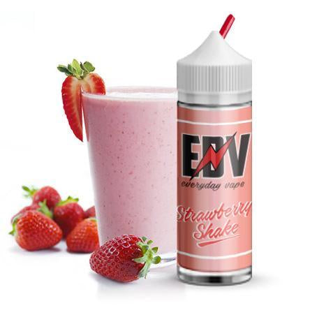 EDV eLiquid - Strawberry Shake