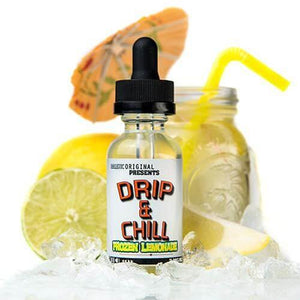 Drip & Chill by Ballistic Vape - Frozen Lemonade
