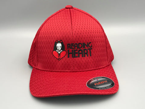 Red Athletic Mesh Hat with Donation of $25