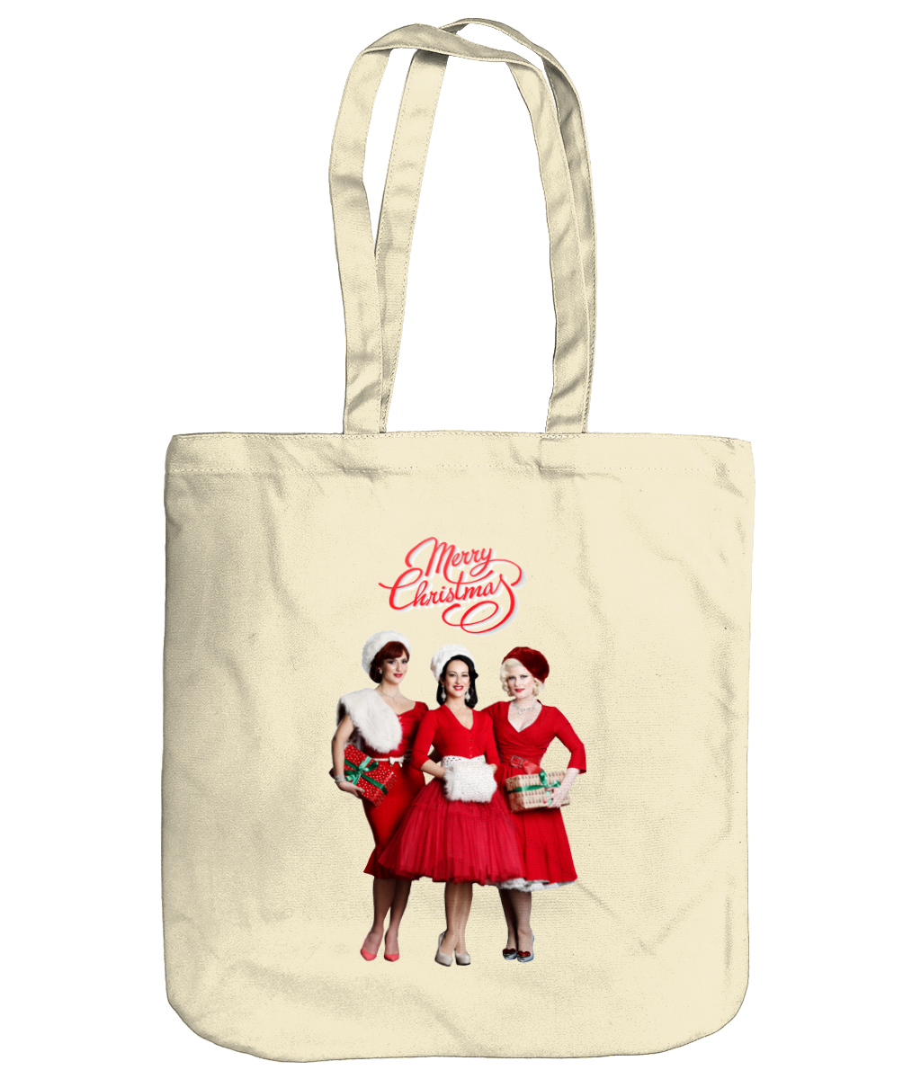 The Puppini Sisters Christmas Tote