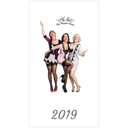 The Puppini Sisters Pin Up Calendar