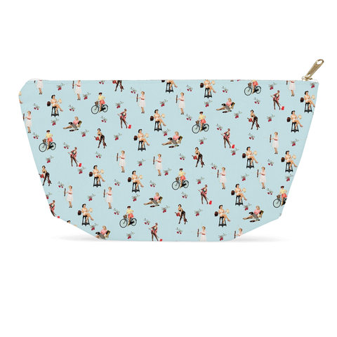 The Puppini Sisters Pin-Up Make Up Pouch