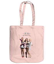Load image into Gallery viewer, The Puppini Sisters Pin Up Tote