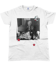 Load image into Gallery viewer, Behind The Scenes Puppinis (Kate) T-Shirt for Handsome Cats