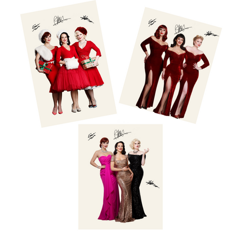 Glamorous and Festive Photos Bundle