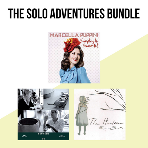 Solo Adventures  - CD Bundle