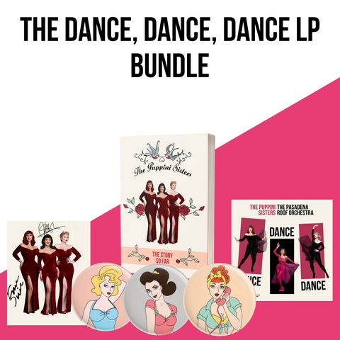 Dance Dance Dance Bundle - LP