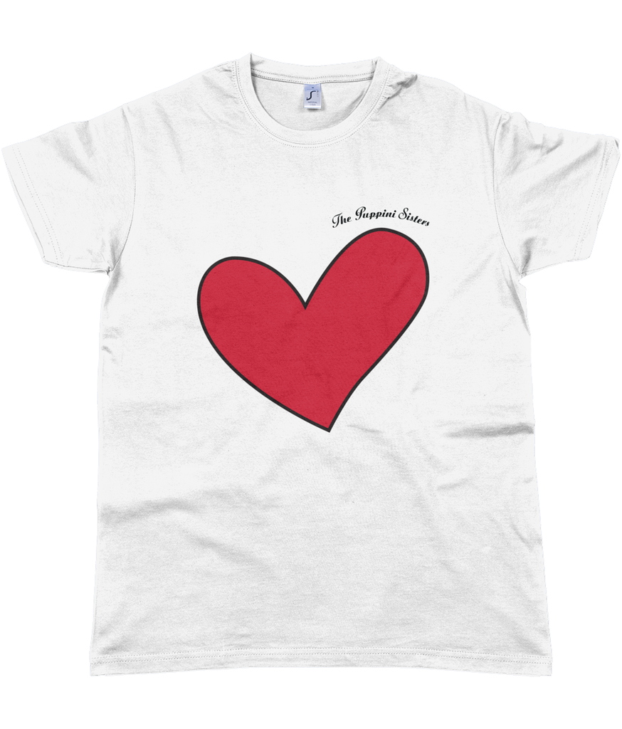Puppini Love T-Shirt for Amorous Fellas
