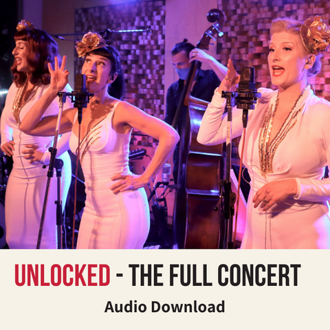 Unlocked - Full Concert Digital Audio