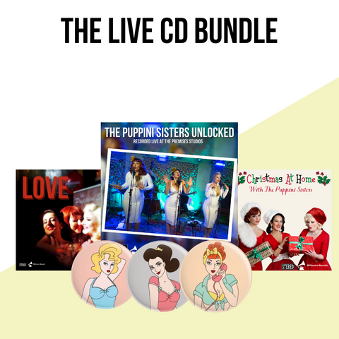 Our Live CD Bundle