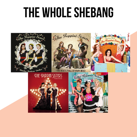 The Whole Shebang!  - CD Bundle