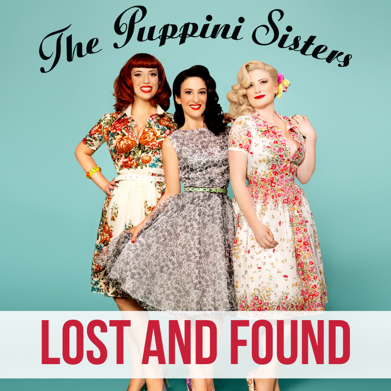 Lost and Found  - A Secret, Exclusive Digital Album
