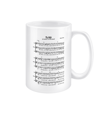 The Puppini Sisters Jilted Mug