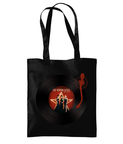 Retro Music Tote Bag