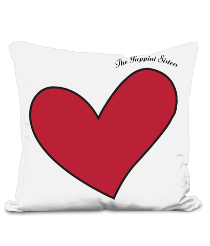 Puppini Love Cushion