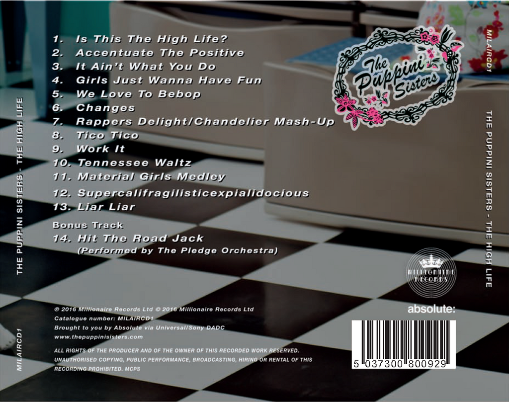 The High Life CD
