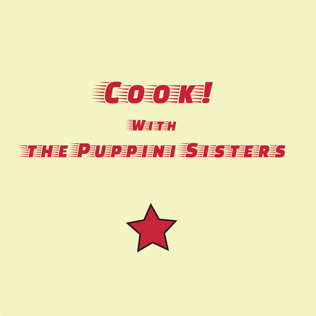 Cook With The Puppini Sisters! - Crowdfunding Incentive