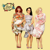 The Puppini Sisters Pin-Up Fridge Magnets (Pack of Four)