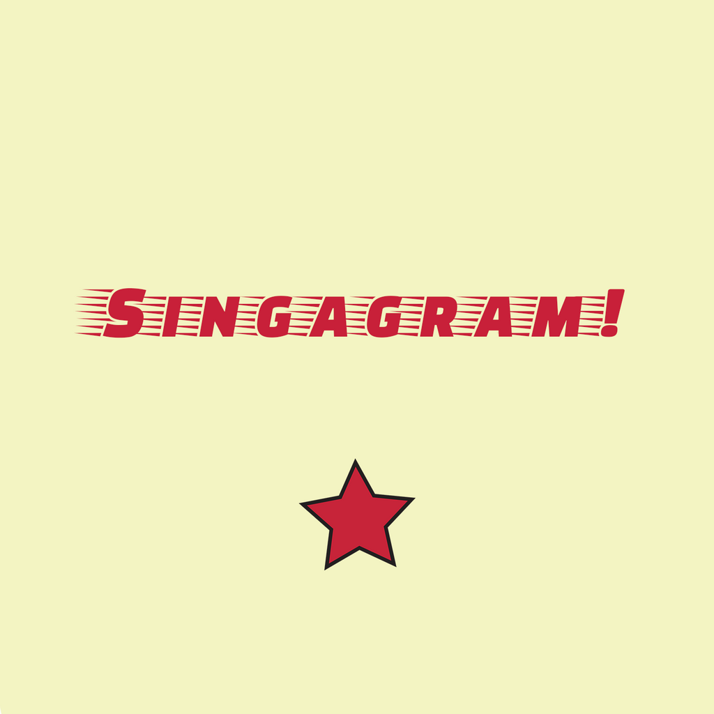 Singagram! - Crowdfunding Campaign Incentive
