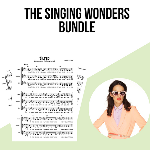 The Singing Wonders Bundle