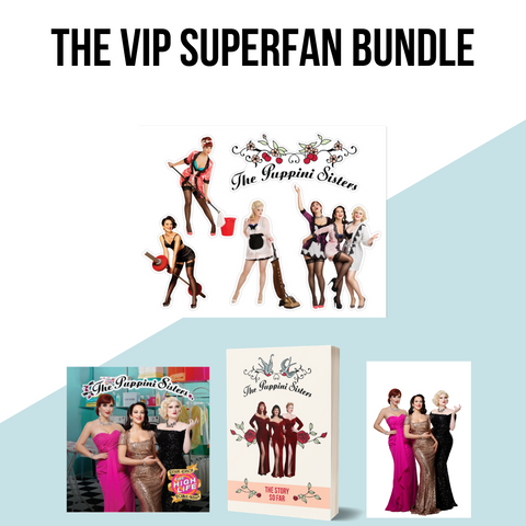 The VIP Superfan Bundle