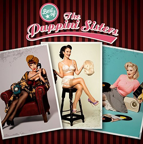 Best of The Puppini Sisters CD