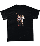 The Puppini Sisters Pin-Up T-Shirt for Discerning Gentlemen