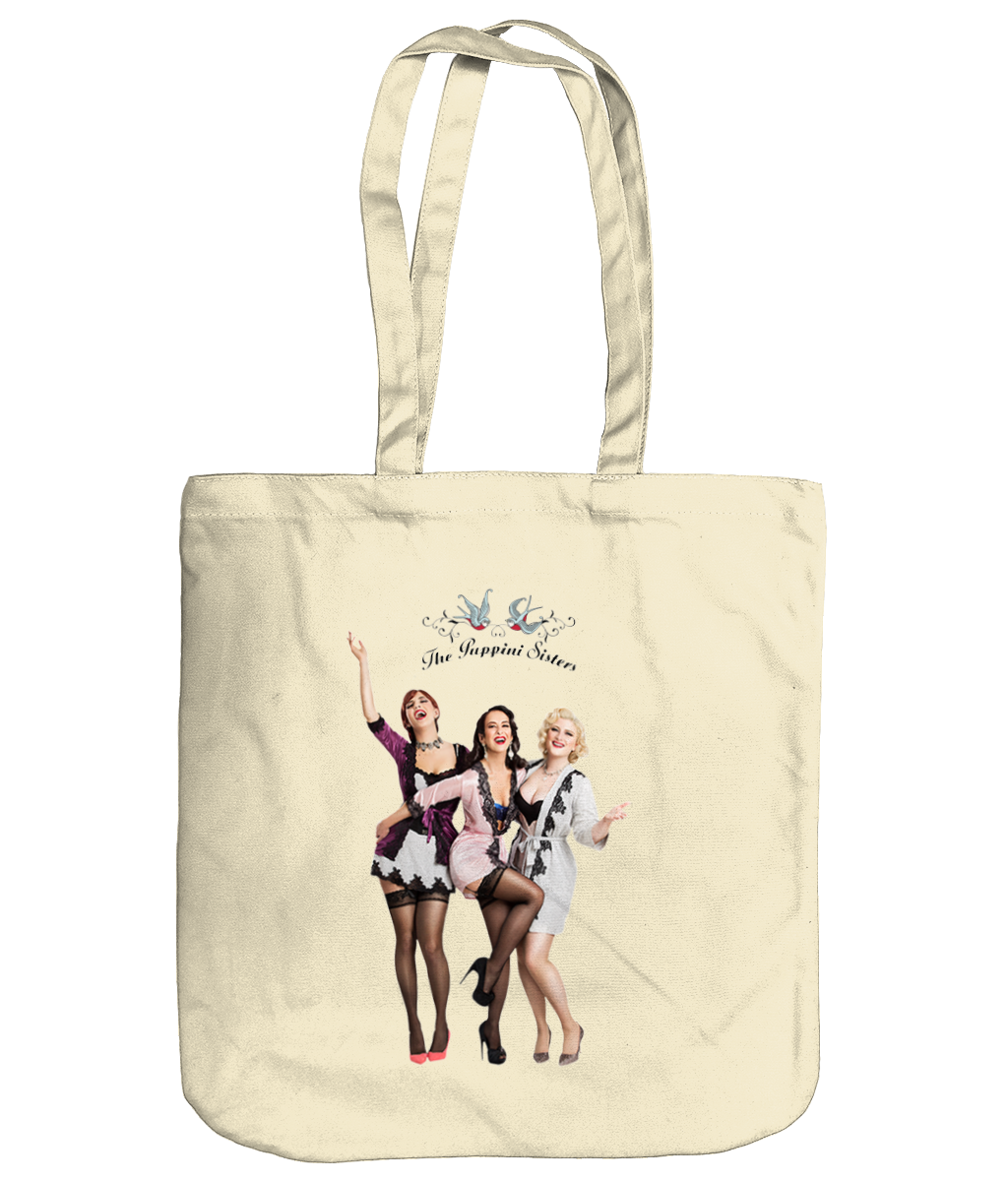 The Puppini Sisters Pin Up Tote