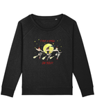 I Put A Spell On You - Ladies Sweatshirt