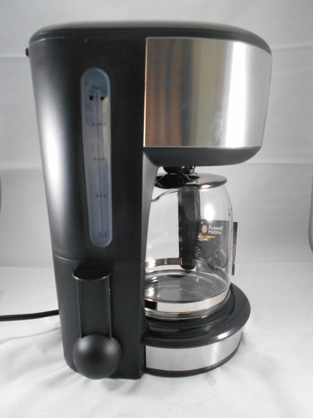 Russell Hobbs Buckingham 125 L Filter Coffee Machine 20680 Black And Silver