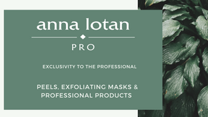 Professional Peels, Exfoliators and Treatment Products Video