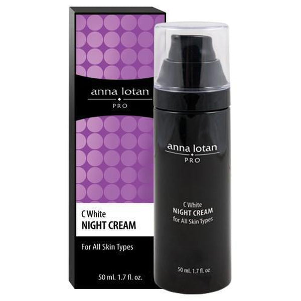 C White Night Cream