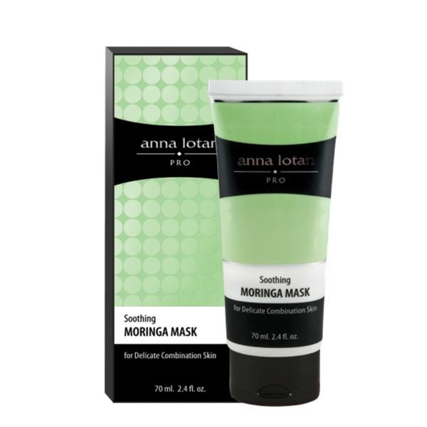 Soothing Moringa Mask