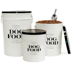 Dog Food Canisters