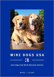 Wine Dogs USA book