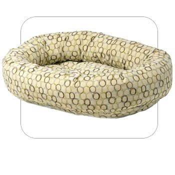 Patterned Donut Beds
