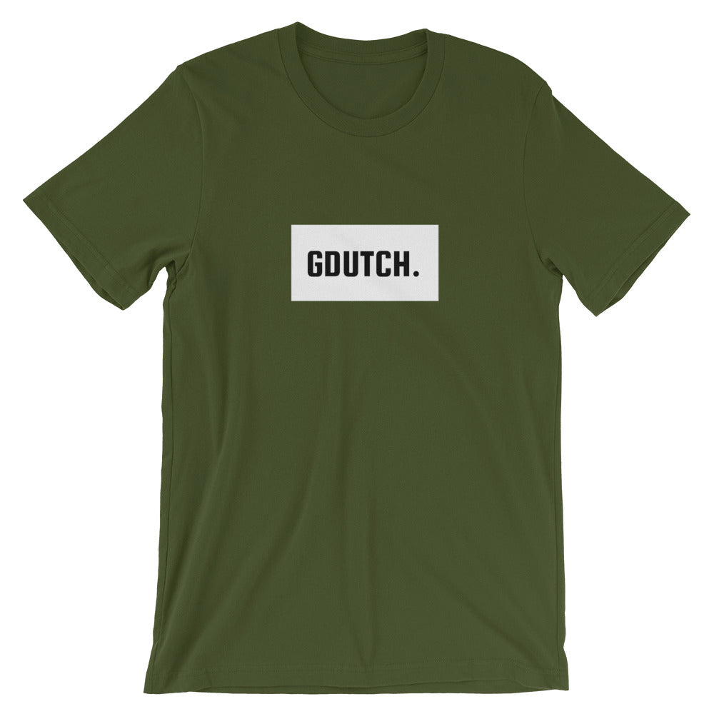 Short-Sleeve T-Shirt GDUTCH
