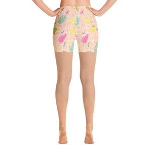 highwaist Icecream print
