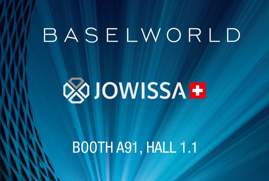 Visit our Booth during Baselworld 2019