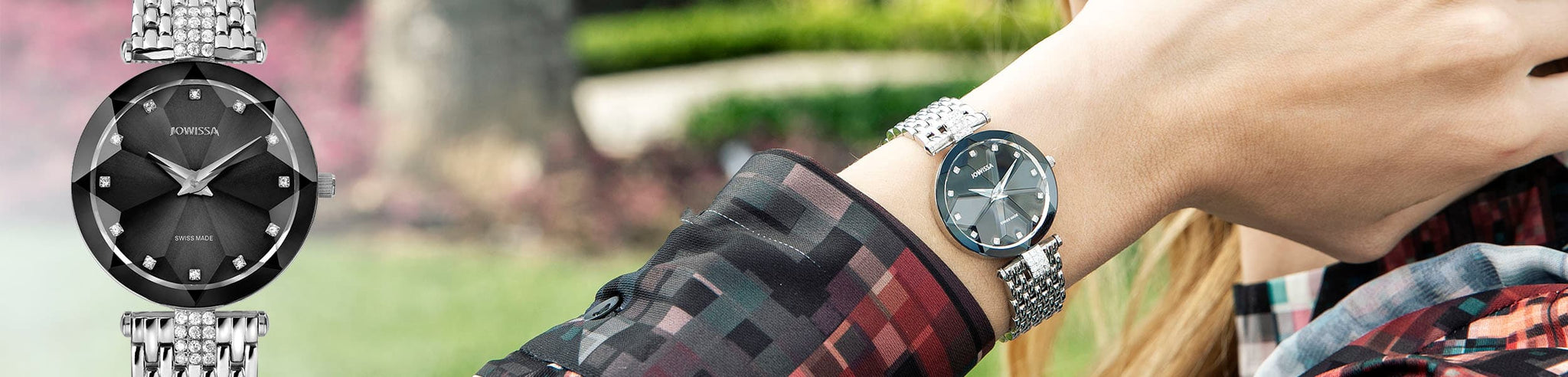 Swiss Watches for Women by Jowissa Desktop Hero