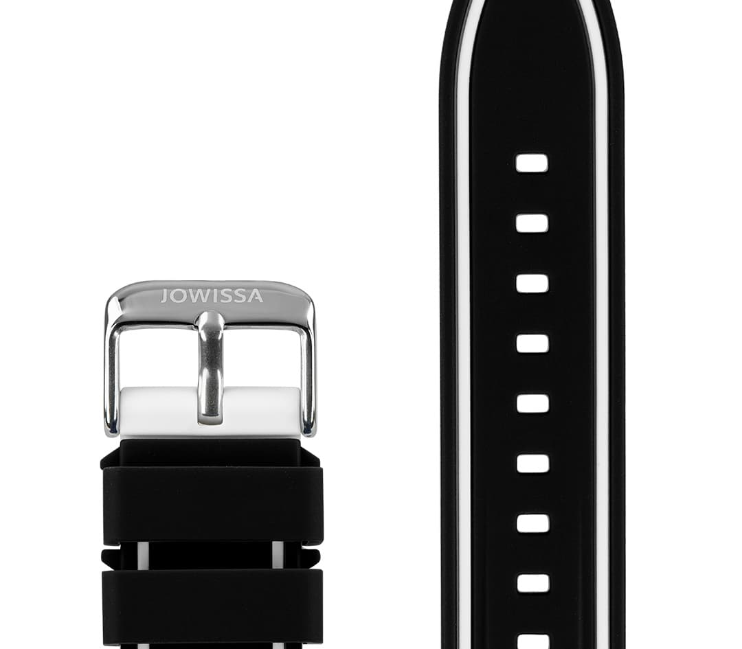 Silicone Watch Strap E3.1360