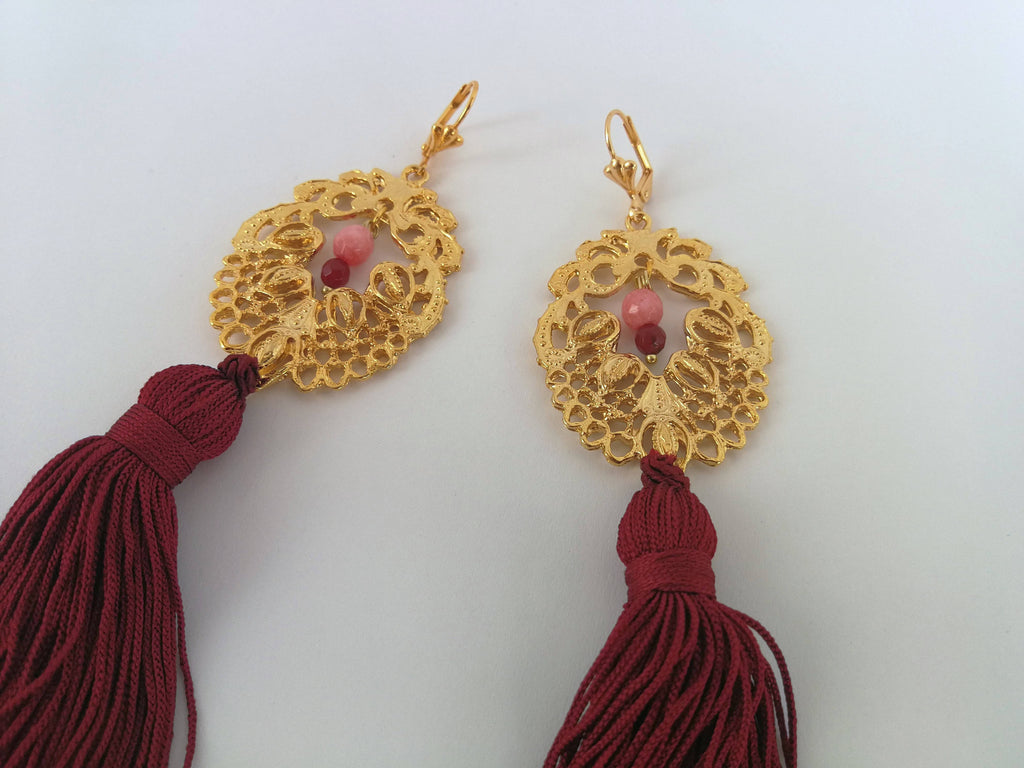 The Romantico Danielle Earrings