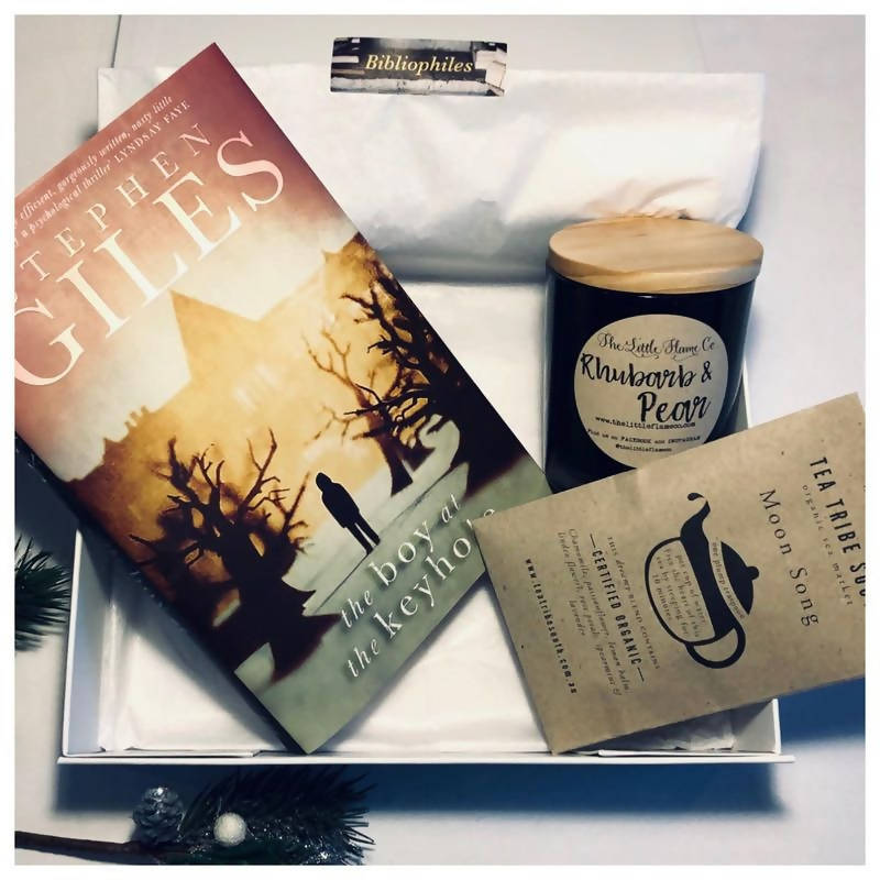 Book lovers gift pack